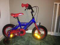 Huffy 12inch bike, as New