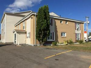 1751 MAIN - DOWNTOWN MONCTON - MONTHLY LEASES - ALL IN RENTS!