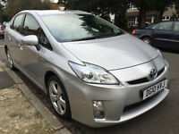 TOYOTA PRIUS T-SPIRIT FULLY LOADED UBER READY FOR RENT PCO RENTAL. £220 P/W