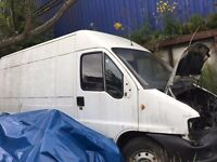 FIAT DUCATO 18 JTD LWB 2,8 CC 02-11 WING DRIVER SIDE (ALSO BREAKING WHOLE CAR)