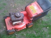 Lightly used Lawnmower for sale