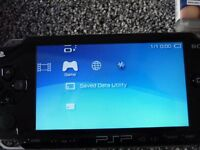 SONY PSP bundle (with 12 games)