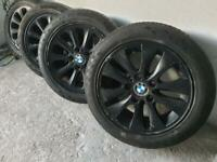 Bmw Vauxhall vivaro Renalt traffic alloy wheels x 5