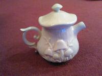 Handmade Mushroom Tea Pot
