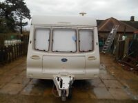 Bailey Pageant Imperial 2 Berth Touring Caravan for sale