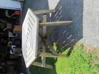 Looking to sell a big picnic table