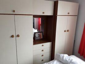 Schreiber 3 piece wardrobe set