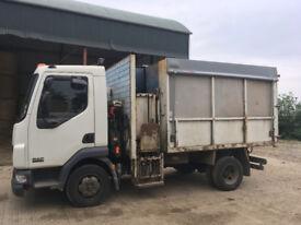 Daf LF45.150 Bin Lorry