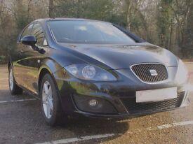 Seat Leon 2012 Copa S 1.2 TSI - Black, Petrol, 6 Spd Manual, Bluetooth