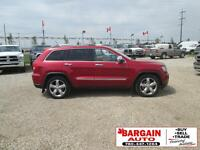 2011 Jeep Grand Cherokee Limited, Leather, Moon Roof,4x4 Edmonton Edmonton Area Preview