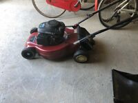 self-propelled mower (good condition) only £ 50