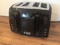 BRAND NEW TOASTER (RUSSEL HOBBS)