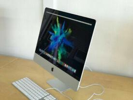 27' Slim Apple iMac 3.1Ghz Quad Core i5 8GB Ram 1TB Fusion Drive Adobe Suite Microsoft Office 2019