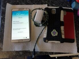 Samsung note 3 spares see description