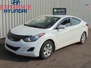 2013 Hyundai Elantra GL THIS WHOLESALE CAR WILL BE SOLD AS-TRADE