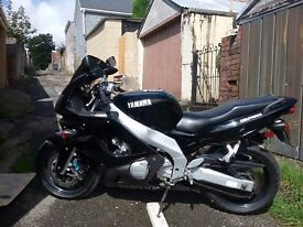 For sale. Yamaha 600 Thundercat 2003