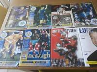 Reduced - Football programmes