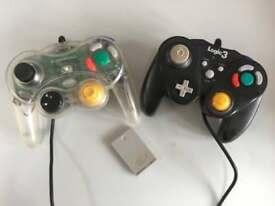 Nintendo GameCube Controllers