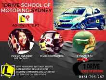 Female Driving Instructor Bankstown Bankstown Area Preview