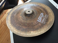 """UFIP Natural Series 16"""" China Cymbal - Made in Italy - Cymbals Drums not Zildjian Paiste Sabian"""
