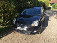 Ford Fiesta zetec only 98000 cheap tax group