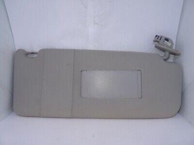 *AUDI A6 C5 1998-2005 GREY DRIVER RIGHT SUN VISOR WITH LOOM 4B0857552A