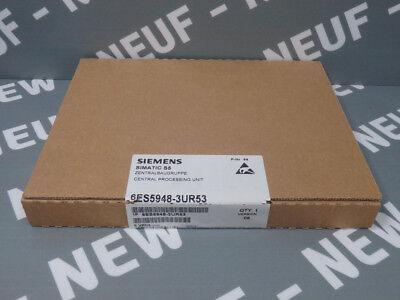 6ES59483UR53 - SIEMENS - 6ES5948-3UR53 / Central processing unit NEW