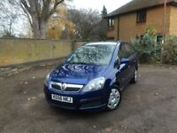 VAUXHALL ZAFIRA LIFE 1.9 CDTi DIESEL - 7 SEATER - ONLY 1 FORMER KEEPER- LOW MILES - FREE DELIVERY