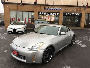 2003 Nissan 350Z Touring/After market intake and exhuast