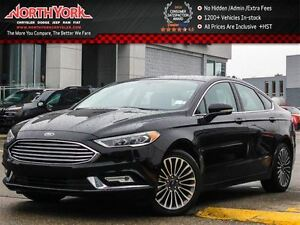 2017 Ford Fusion SE AWD|Nav|Sunroof|Leather|R.Start|Backup Cam w