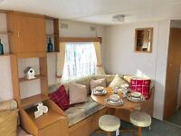 cheap caravan for sale in aberystwyth on beautiful family friendly site with great facilities