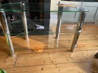 Glass cabinet, like new