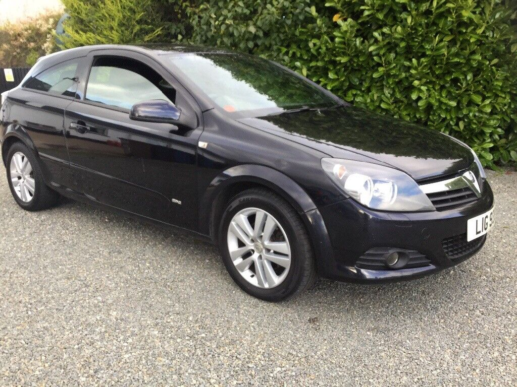 2007 Vauxhall Astra cdti coupe mot full year great we car cookstown