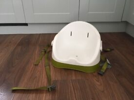 Mamas and papas booster seat toddler chair