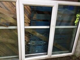 Double Glazed Window and Single Shower Door