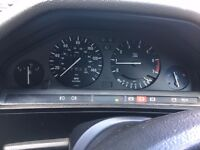BMW E30 316i, Mot, Leather, Sunroof, limo Tint, Clifford Pager alarm, Toad immobiliser, Borbet A