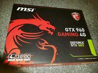 MSI GTX 960 4GB