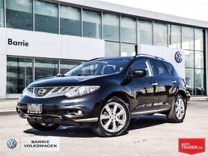 2014 Nissan Murano Platinum | MEMORY SEATS | AWD | NAV