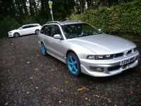 2001 Mitsubishi Galant Wagon sport for sale. Rare. Cool project car. Jap reliability!