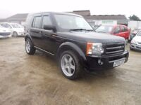 LANDROVER DISCOVERY TD V6 AUTOMATIC, 7 Seats, 2.7 Turbo Diesel, 2006-06 plate