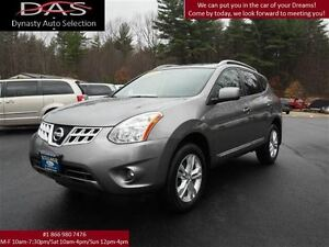 2013 Nissan Rogue SV AWD NAVIGATION/LEATHER/SUNROOF