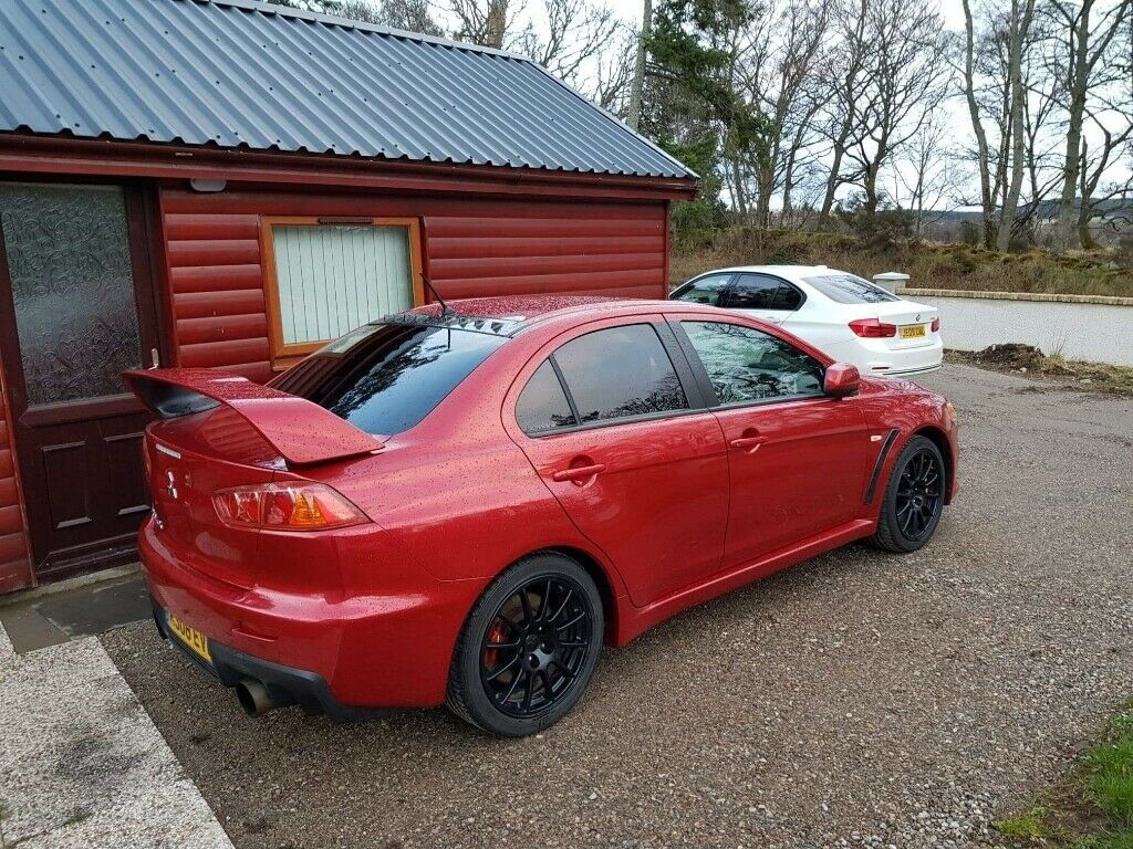 Mitsubishi Evo 10 for sale | in Stirling | Gumtree