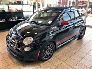 2013 Fiat 500 ABARTH BLUETOOTH