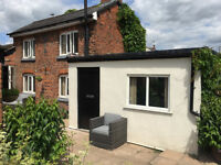 Coach House, 1 bed, parking, use of garden