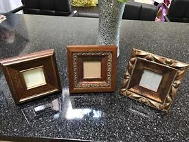 Laura Ashley photo frames