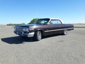 1963 Chevy Impala **Priced to SELL*