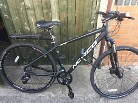 Ladies Hybrid Bike - Norco XFR 2 Forma 2014 Bike for sale, rarely used
