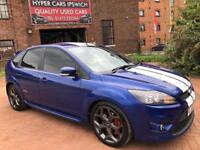 FORD FOCUS 2.5 XR5 Turbo (blue) 2009