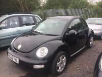 Volkswagen Beetle full mot