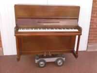 brindsmead very small piano £180 very good condition can deliver